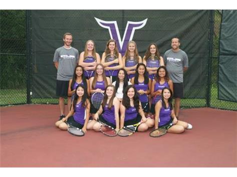 Varsity tennis 15/16