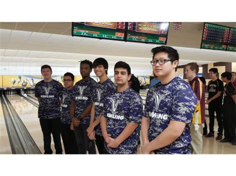 The team is introduced at state regionals.