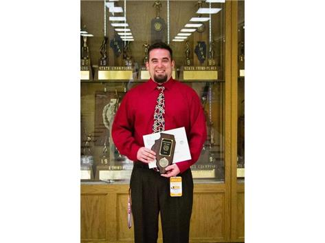 2014 Illinois Head Coach of the Year