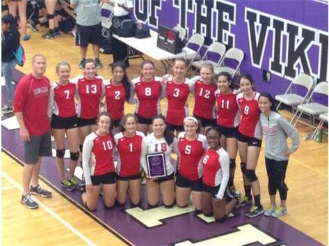 Niles North Tournament - 1st Place