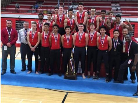 The state champions of Illinois!
