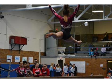 leap on beam