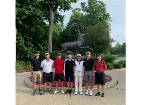 Varsity golf taking on TPC Deere Run this summer