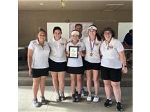 Girls Golf - 2019 County Champions