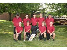 2019 Northeastern Jets Boys Golf Team