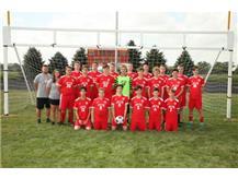 2019 Northeastern Jets Boys Soccer Team