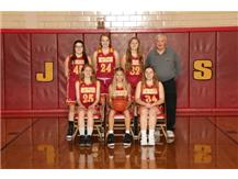 2019 Girls Junior Varsity Basketball