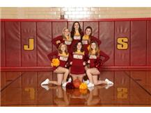 2019 Winter Junior Varsity Cheer