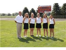 2020 Girls Golf