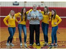 2020 Volleyball Seniors