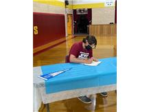 Nichols - Signs with Lawrence Tech to play Baseball