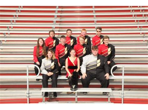 Northeastern Band Seniors