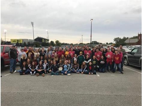 Soccer Teams at Crew Stadium