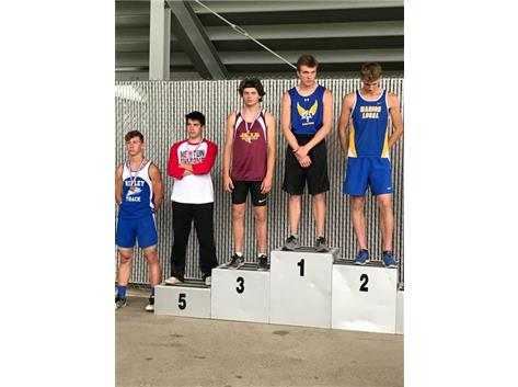 Congratulations to Max Queen finishing 3rd in the regional Long Jump competition and Qualifying for State.