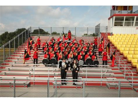 2019 Northeastern Jets Marching Band