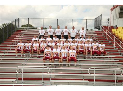 2019 Northeastern Jets Football Team