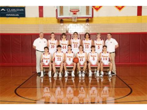 2019 Boys Varsity Basketball