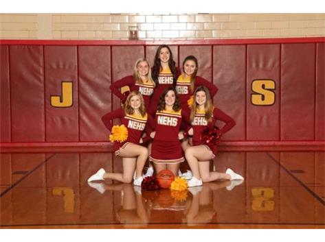 2019 Winter Junior Varsity Cheer
