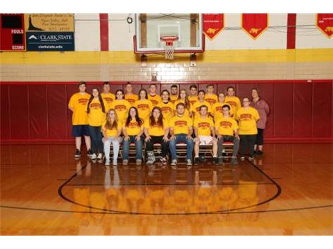 2019-2020 Powerlifting Team