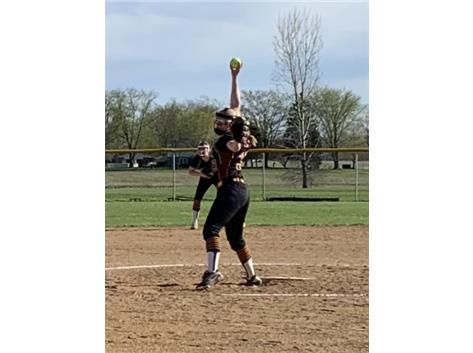 McKenzie Crosby Senior Softball Bio