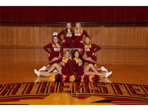 20-21 Varsity Basketball Cheer Team