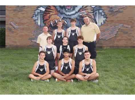Boys Varsity Cross Country