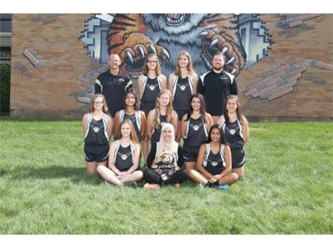 Girls Varsity Cross Country