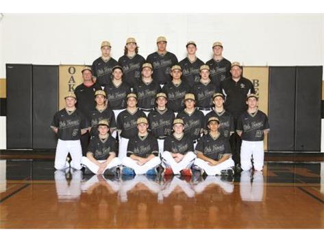 Varsity Baseball 15-16