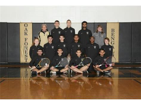 Boys Varsity Tennis 15-16