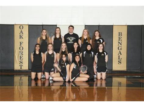 Varsity Badminton 15-16