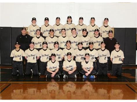 Varsity Baseball 2016-2017