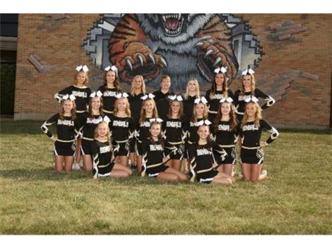2017-2018 Varsity Cheer