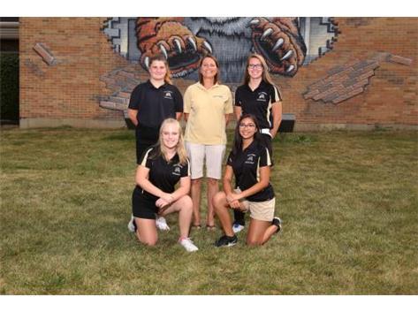 2018 Girls Varsity Golf