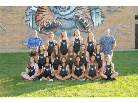 2019-2020 Girls' Cross Country