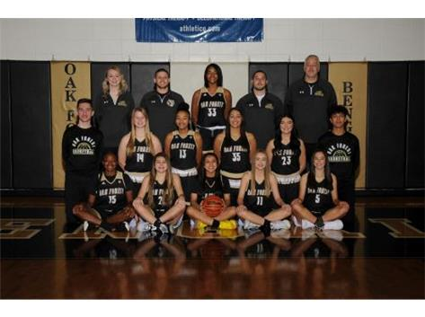 Girls Varsity Basketball 2019-20