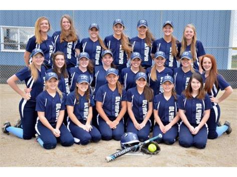 2016 OHS Softball