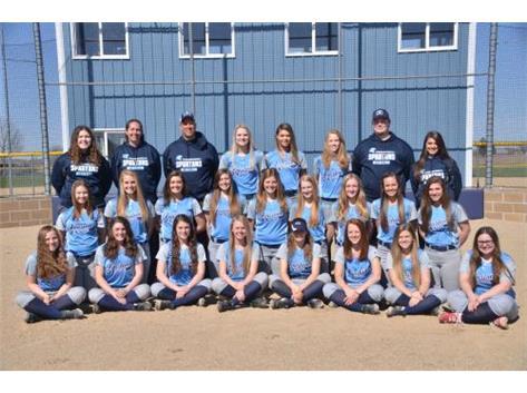 2018 OHS Girls Softball Varsity