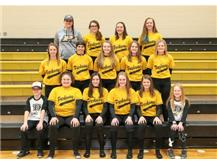 2018 8th Grade Softball
