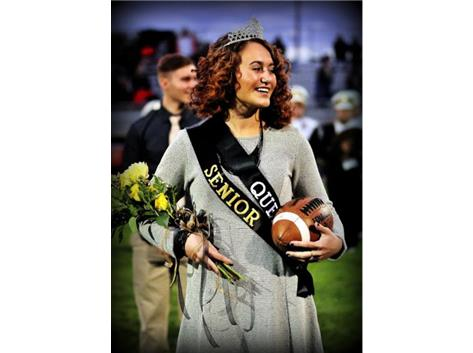 2015 Fall Homecoming Queen
