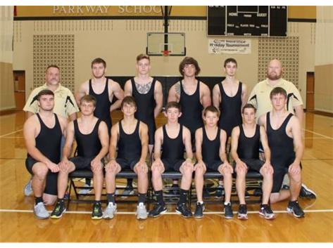 2015-2016 Varsity Wrestling Team