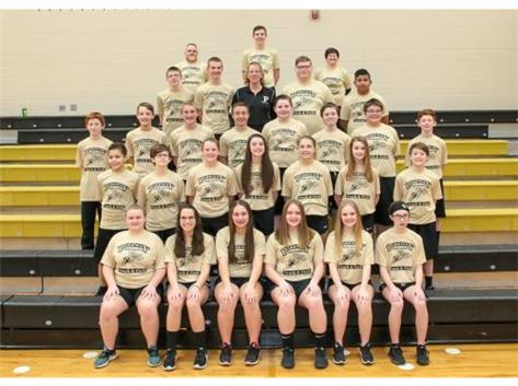 2018 JH Track and Field