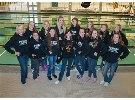2015 Girls Swim & Dive