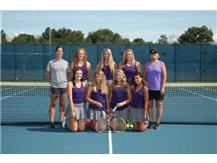 2016 GIRLS VARSITY TENNIS