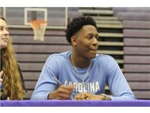 11/9/16 - STERLING MANLEY SIGNS NLI WITH NORTH CAROLINA