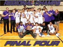 TIGER BOYS TAKE 2017 REGIONAL TITLE