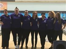 2017-18 Tiger Girls Bowling