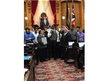 TIGERS 2017 STATE CHAMPIONSHIP RECOGNIZED BY OHIO LEGISLATORS