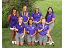 2018 Junior Varsity Girls Golf