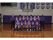 Freshman Boys Basketball 18-19