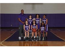 Freshman Girls Basketball 18-19